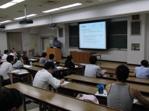 大学院教務の説明